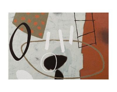 Playful Thoughts 2-Janette Dye-Art Print