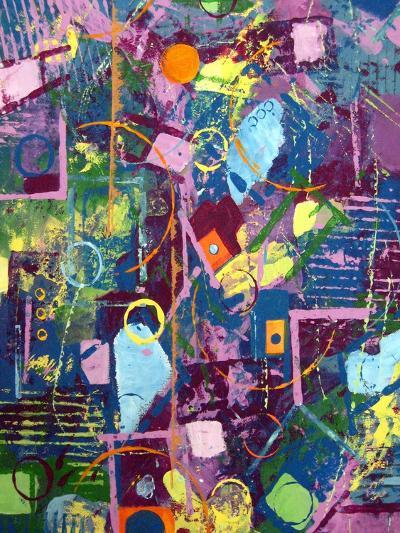 Playground-Ruth Palmer-Art Print