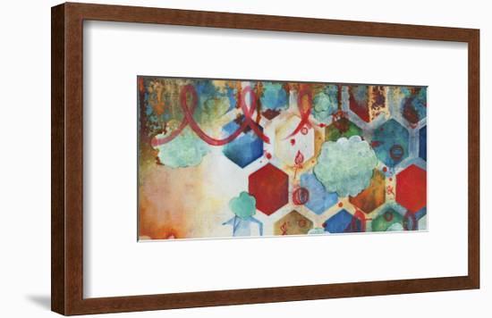 Playing Smart I-Heather Robinson-Framed Art Print