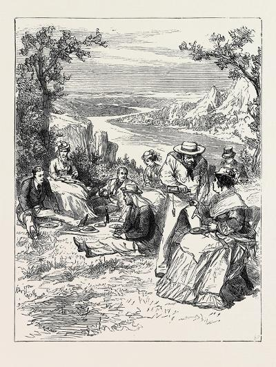 Plays of the Day: Old Sailors, at the Strand, 1874--Giclee Print