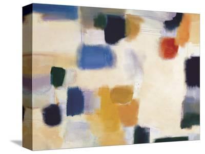 Playtime-Nancy Ortenstone-Stretched Canvas Print
