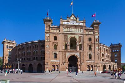 Plaza De Toros (Bullring), Madrid, Spain, Europe-Charles Bowman-Photographic Print