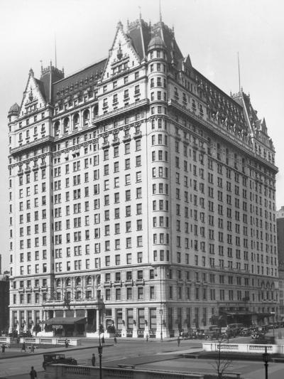 Plaza Hotel--Photographic Print