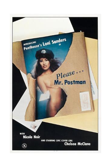 please mr. postman, us poster, loni sanders, 1981. art print| art