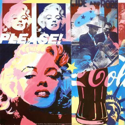 Please-Paul Raynal-Art Print