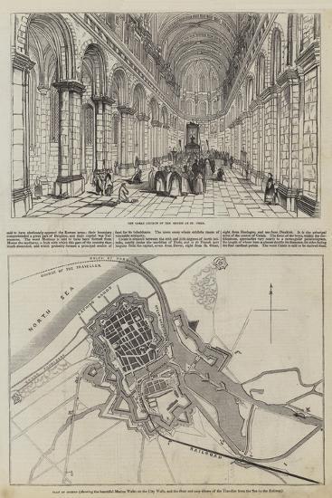 Pleasure Ports of the South Eastern Railway, Calais--Giclee Print