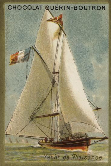Pleasure Yacht--Giclee Print