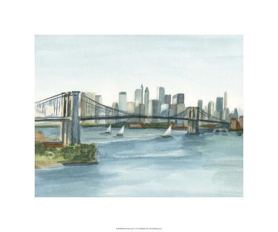 Plein Air Cityscape I-Ethan Harper-Limited Edition