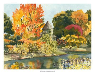 Plein Air Garden II-Dianne Miller-Giclee Print