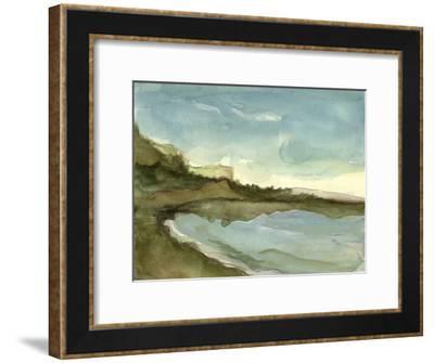 Plein Air Landscape III-Ethan Harper-Framed Premium Giclee Print