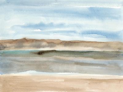 Plein Air Riverscape I-Alicia Ludwig-Art Print