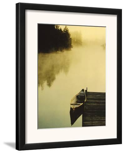 Plénitude II-Suzanne Lestage-Framed Art Print