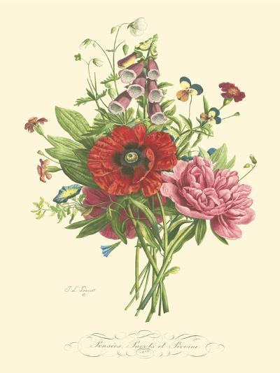 Plentiful Bouquet II-T^L^ Prevost-Art Print