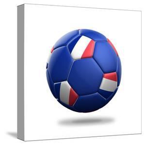 France Soccer Ball by pling