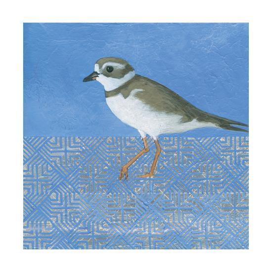 Plover-Kathrine Lovell-Art Print