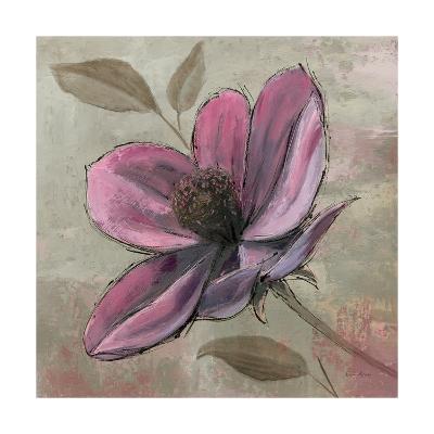 Plum Floral III-Emily Adams-Premium Giclee Print