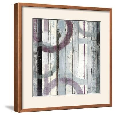 Plum Zephyr I--Framed Photographic Print