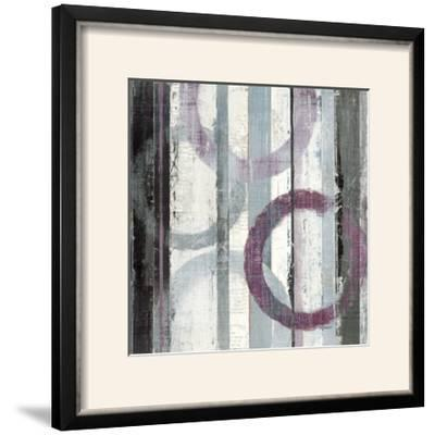 Plum Zephyr II--Framed Photographic Print