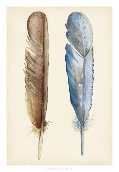 Plumage I-Alicia Ludwig-Giclee Print