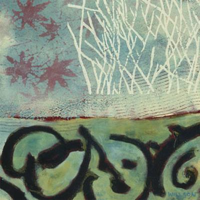 Plumbing the Depths-Valerie Willson-Art Print