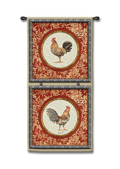 Plummage I-Chad Barrett-Wall Tapestry