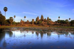Angkor Wat - Siam Reap (Cambodia) by PlusONE