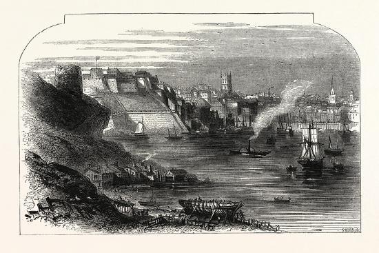 Plymouth, UK--Giclee Print