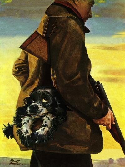 """Pocket Pal,"" November 17, 1945-Albert Staehle-Giclee Print"