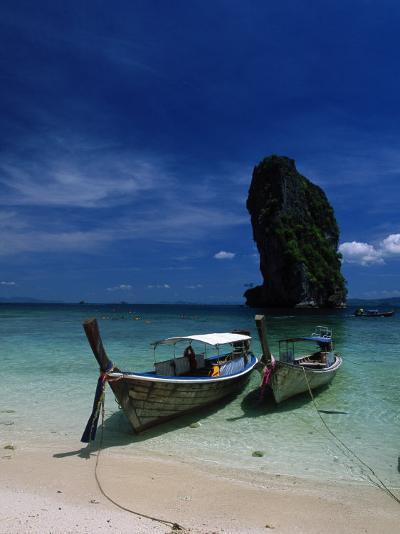 Poda Island, Andaman Sea, Phuket-Angelo Cavalli-Photographic Print