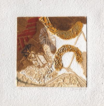 Poème Terrien-Pierre Duclou-Limited Edition