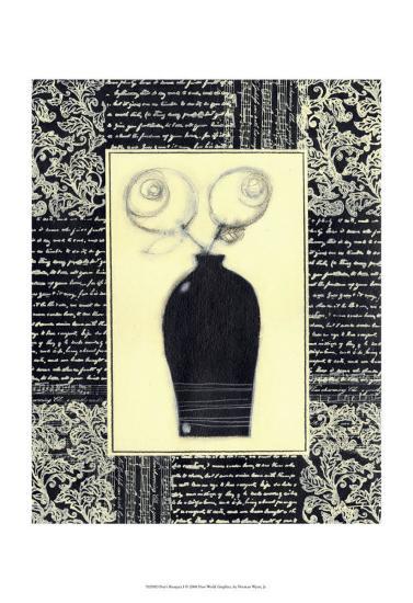 Poet's Bouquet I-Norman Wyatt Jr^-Art Print