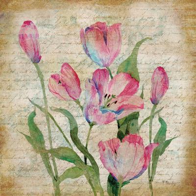 Poetic Garden II-Paul Brent-Premium Giclee Print