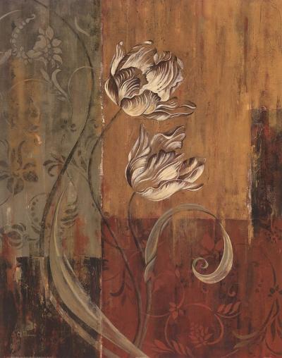 Poetic Setting I-Maria Donovan-Art Print