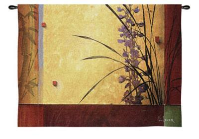 Poets Garden II-Don Li-Leger-Wall Tapestry