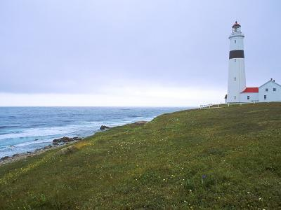 Point Amour Lighthouse, Newfoundland and Labrador, Canada-Barrett & Mackay-Photographic Print