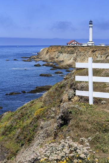 Point Arena Lighthouse, California, United States of America, North America-Richard Cummins-Photographic Print