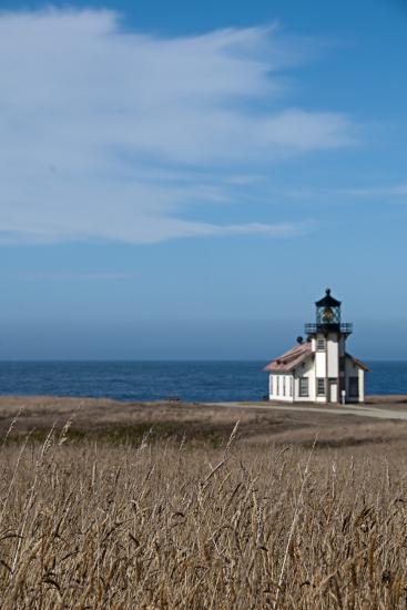 Point Cabrillo Light Station-Carolyn Hebbard-Photographic Print