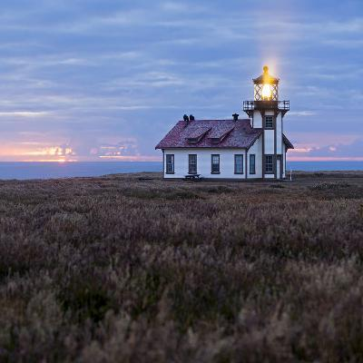 Point Cabrillo Light Station-Lance Kuehne-Photographic Print