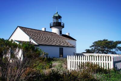 Point Loma Lighthouse II-Alan Hausenflock-Photo