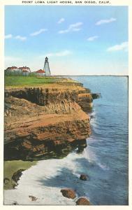Point Loma Lighthouse, San Diego, California