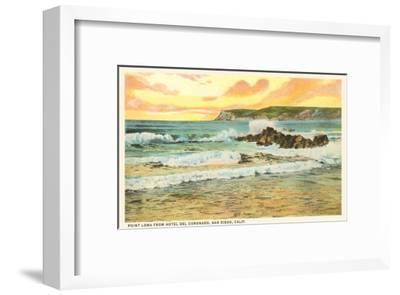 Point Loma Surf, San Diego, California