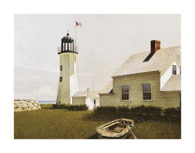Point Lookout, Maine-Zhen-Huan Lu-Art Print