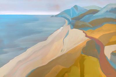 Point Mugu-Pete Oswald-Art Print