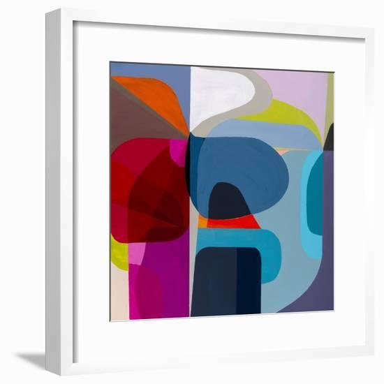 Point of Entry-Marion Griese-Framed Art Print