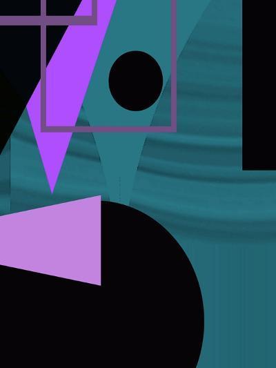Point Of Interest Three-Ruth Palmer-Art Print