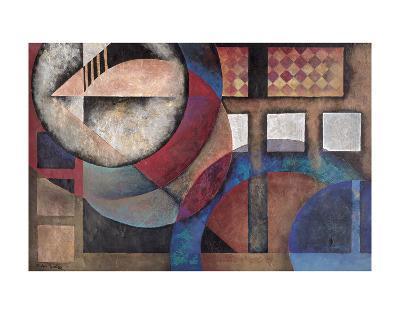 Point of Light-Marlene Healey-Art Print