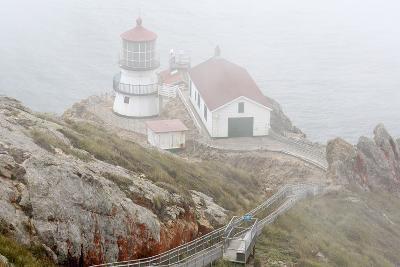 Point Reyes Lighthouse-Richard Cummins-Photographic Print