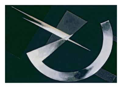 Pointless Composition Number 86-Alexander Rodchenko-Giclee Print
