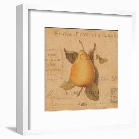 Poire-Deborah Devellier-Framed Giclee Print