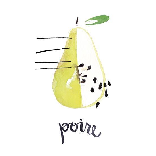 Poire-Kelly Ventura-Art Print